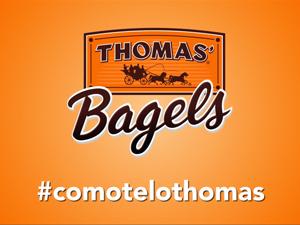 BIMBO Thomas Bagels